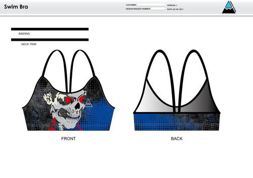 Bingham Women's Two Piece Swimsuit