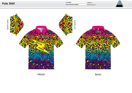 Al;ve Youth Polo Shirt