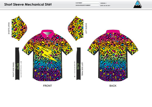 Al;ve Youth Mechanic Shirt