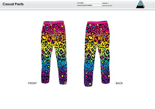 Al;ve Warm Up Pants