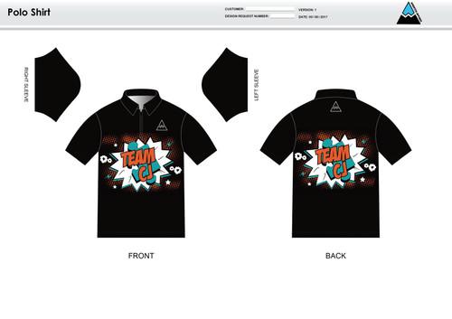Team CJ Polo Shirt