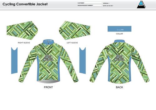 ODM Convertible Jacket