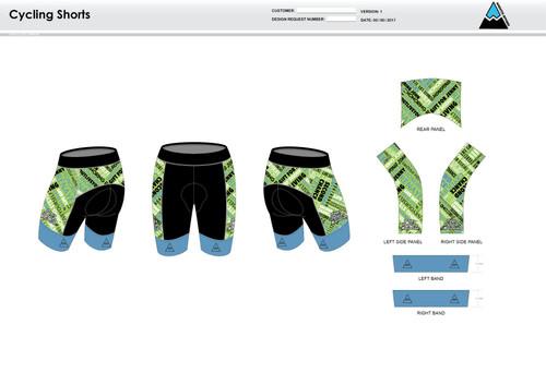 ODM Cycling Shorts