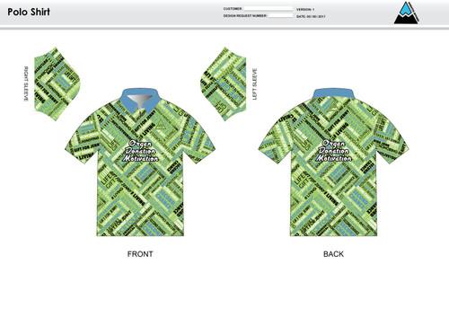 ODM Youth Polo Shirt