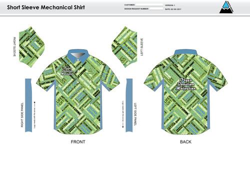 ODM Mechanic Shirt - UNISEX Sizing