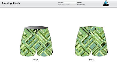 ODM Running Shorts
