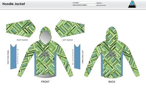 ODM Hoodie Jacket
