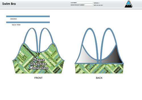 ODM Women's Two Piece Swimsuit