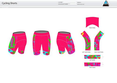 Roaten Cycling Shorts