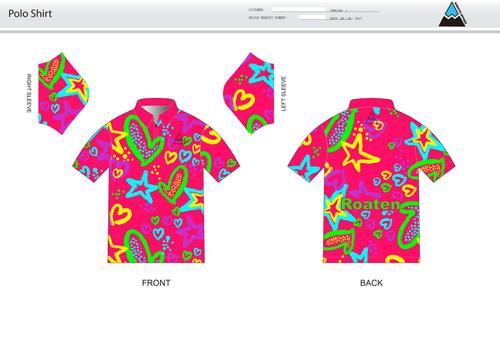 Roaten Youth Polo Shirt