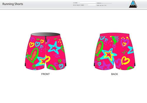 Roaten Running Shorts