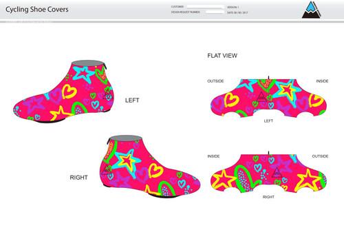 Roaten Cycling Shoe Covers