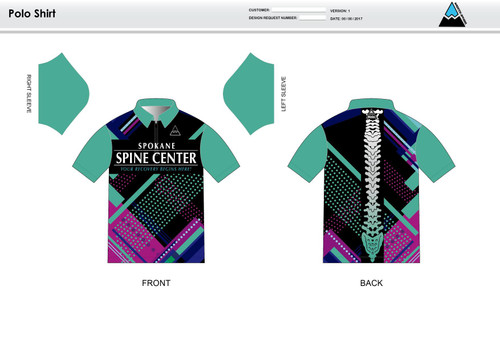 Prism Youth Polo Shirt