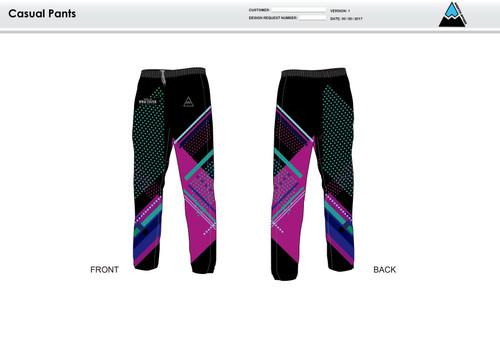 Prism Warm Up Pants