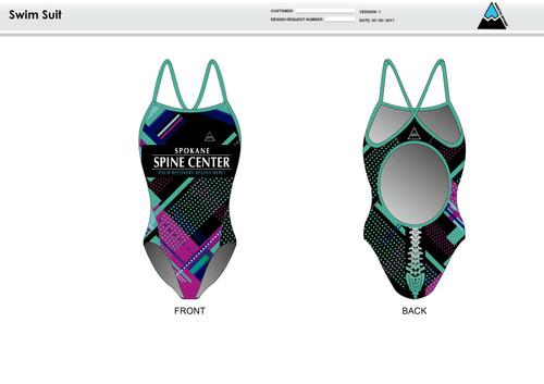 Prism Women's One Piece Swimsuit