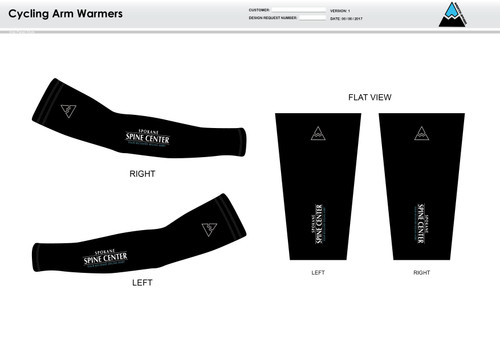 Prism Cycling Arm Sleeves