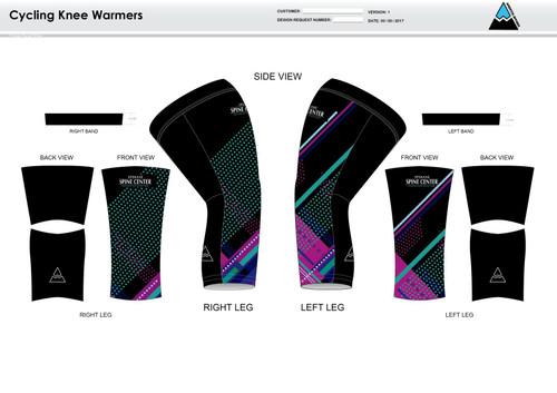 Prism Cycling Knee Sleeves