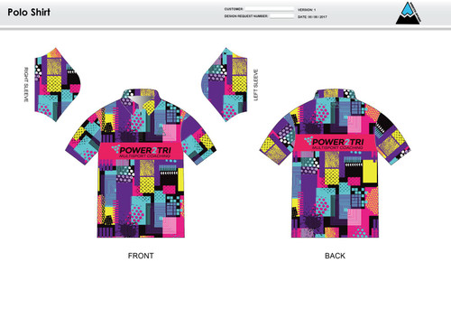 Sally Youth Polo Shirt