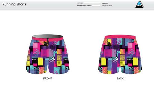 Sally Running Shorts