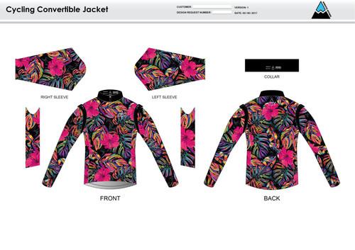 Natalie Convertible Jacket