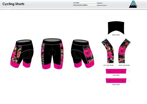 Natalie Cycling Shorts