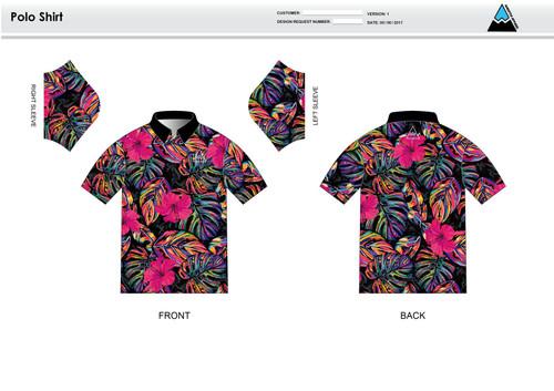 Natalie Polo Shirt
