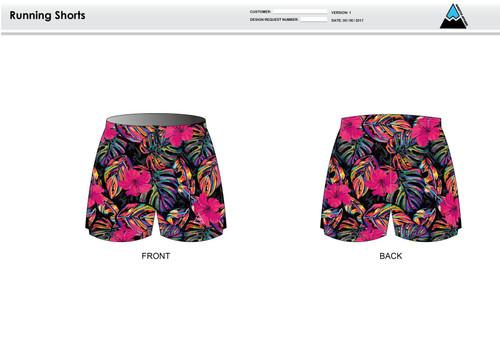 Natalie Running Shorts