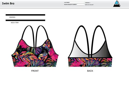 Natalie Women's Two Piece Swimsuit