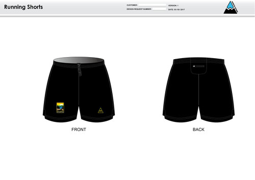 GC Anniversary Running Shorts