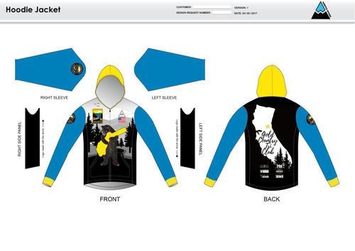 GC Anniversary Hoodie Jacket