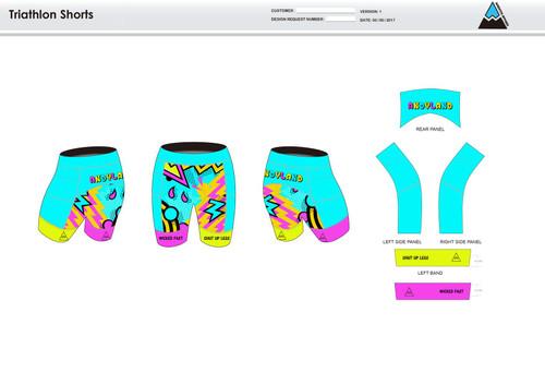 Andrea Men's Tri Shorts