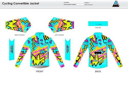 Andrea Convertible Jacket