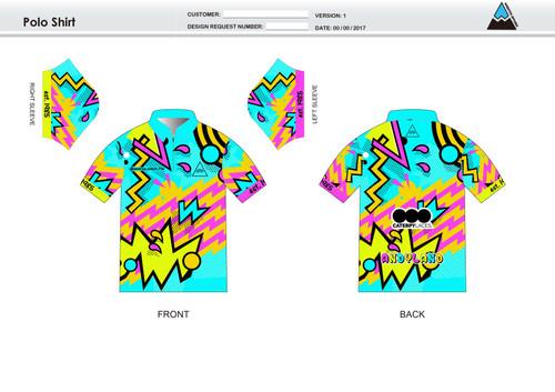 Andrea Youth Polo Shirt