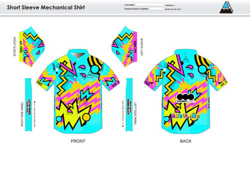 Andrea Youth Mechanic Shirt