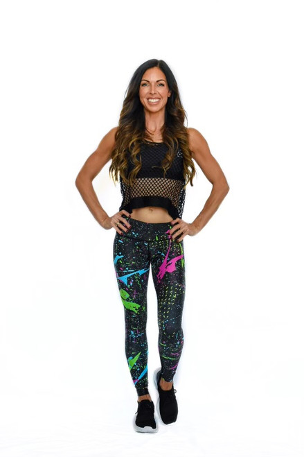 Party Women's Full Length Fitness Tights
