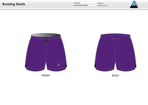 Excell Running Shorts