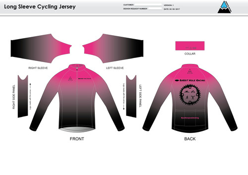 RHR Long Sleeve Cycling Jersey
