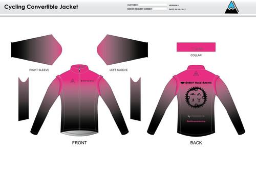 RHR Convertible Jacket