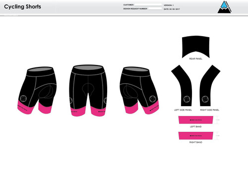 RHR Cycling Shorts