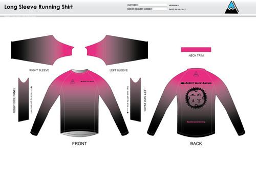 RHR Long Sleeve Running Shirt