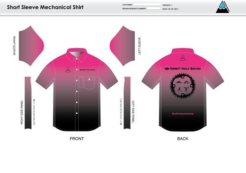 RHR Adult Mechanic Shirt - UNISEX SIZING