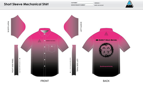 RHR Youth Mechanic Shirt