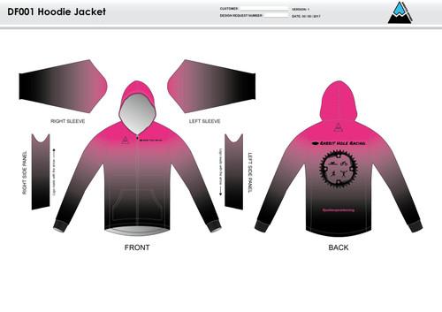 RHR Hoodie Jacket