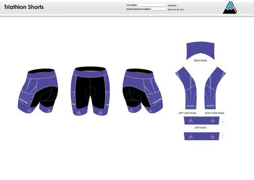 Tucson Women's Tri Shorts