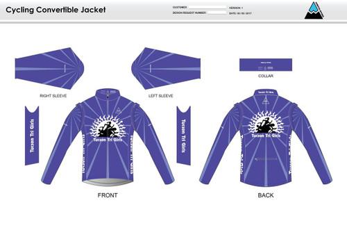 Tucson Convertible Jacket