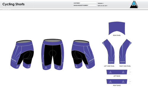 Tucson Cycling Shorts