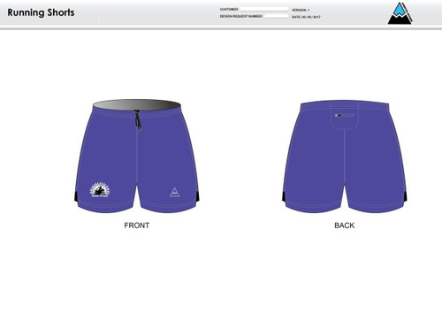 Tucson Running Shorts