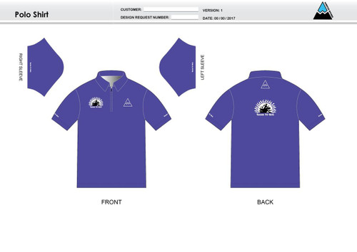 Tucson Adult Polo Shirt