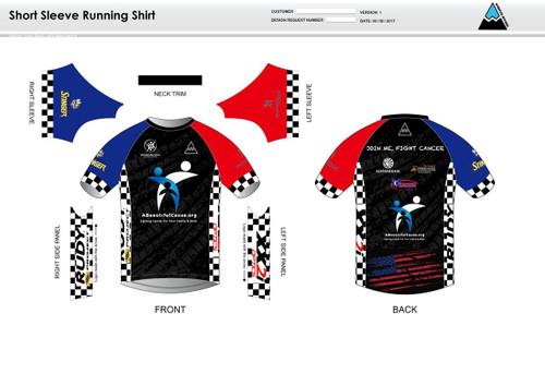 Culbertson Short Sleeve Running Shirt