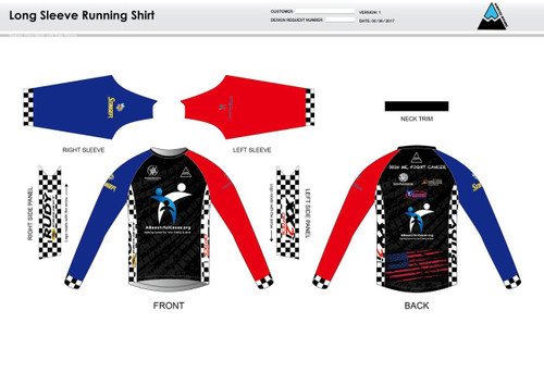 Culbertson Long Sleeve Running Shirt